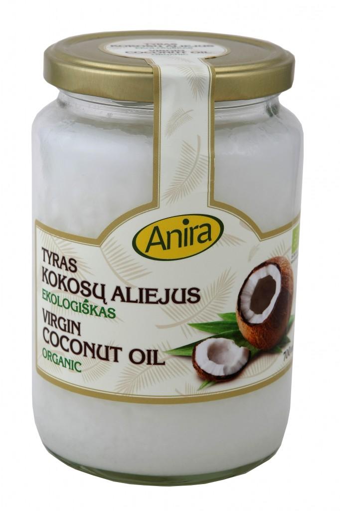 Anira Kokosų Aliejus Naudoju